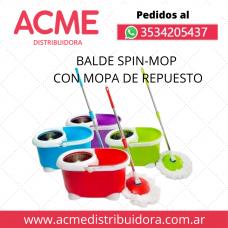 BALDE MOP C/RUEDA SPIN