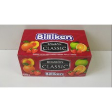BOMBON DE FRUTAS BILLIKEN DISPLAY X 60 U