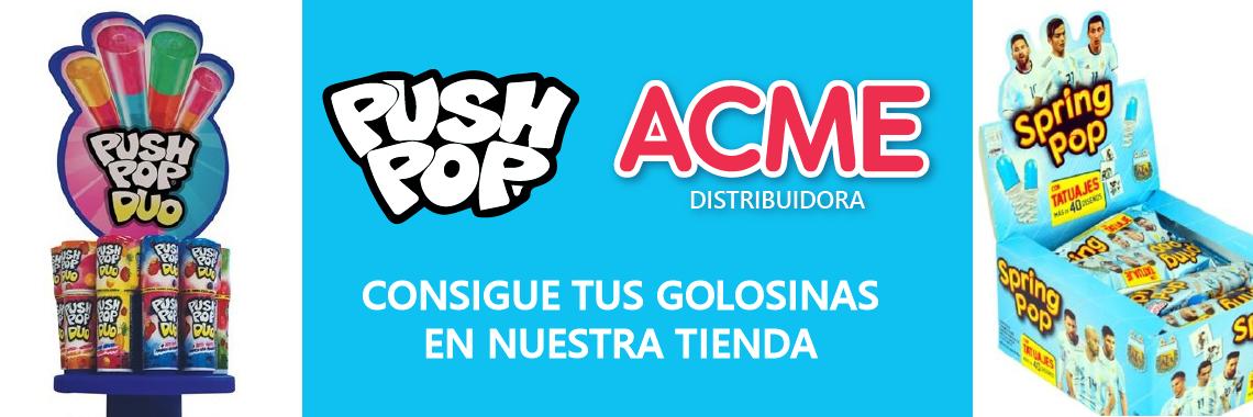 Push Pop