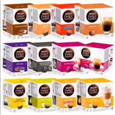 CAFE C/LECHE  DOLCE GUSTO CAPS X 16 U.