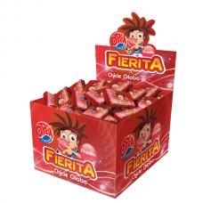 CHICLE FIERITA X 100 U FRUTILLA