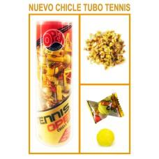CHICLE OPEN CANDY TENNIS TUBO X 60 U