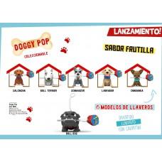 DOGGY POP CHUPETIN LLAVERO X 6 U