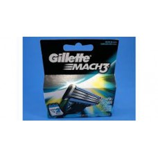 GILLETE MACH3 X 2 U