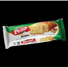 BUDIN POZO CON FRUTAS X 170 GRS