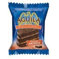 ALF. AGUILA BROWNIE MINI TORTA X 6 U