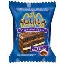 ALF. AGUILA CLASICO MINI TORTA X 6 U
