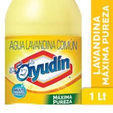 AYUDIN LAVANDINA X 1 L MAX PUREZA