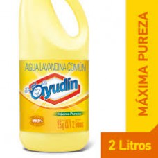 AYUDIN LAVANDINA MAX PUREZA X 2 L
