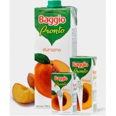 BAGGIO X 1 L DURAZNO