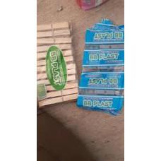 BROCHES DE PLASTICO X 12 U BB PLAST