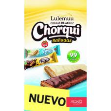 CHORQUI X 20 U. NEGRO