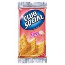 CLUB SOCIAL JAMON X 144 GRS NUEVA