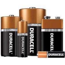 DURACELL -D- GRANDE X 2 U