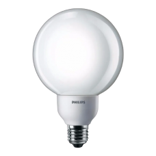 LAMPARAS LED PHILIPS 8.5 W GLOBO FRIA  X U