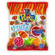 CHUP. MR POPS FRUTAL X 50 U